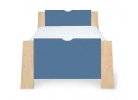 Zvýšená postel Riči, 80x200, 90x200 cm, masiv buk