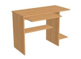 PC stůl B16-BOLZANO, bříza-buk-olše