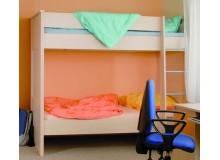Poschoďová postel pro 2 děti FERDA-F11, bříza