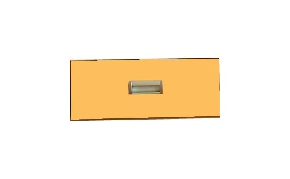 Oranžové čílko k F 10,F 57,F 58 (1ks) FERDA-F17