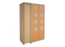 Šatní skříň H151-Next