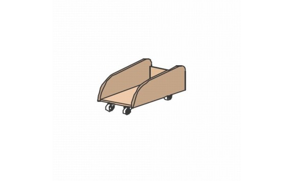 Vozík na pc P001-Next