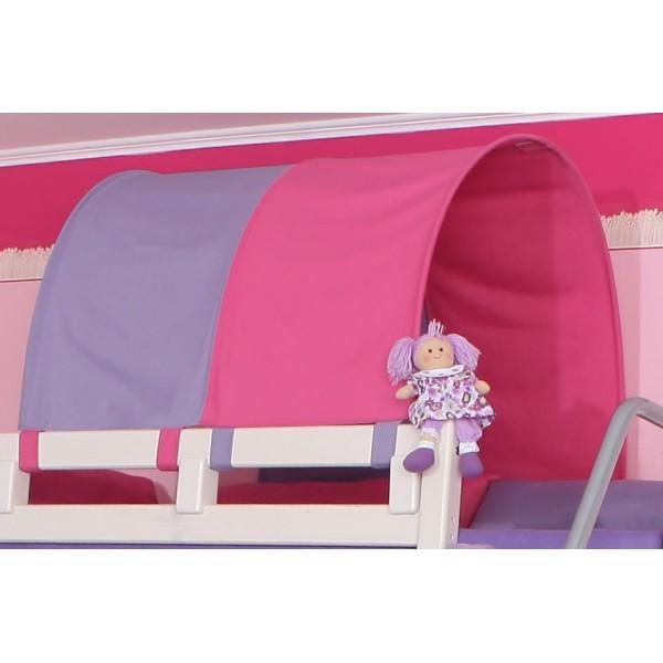 Tunel na postel/zábrana B D235RF - Domino