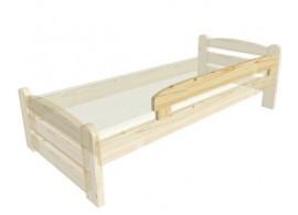 Zábrana na postel univerzální 160cm - K82 Pedro - masiv smrk