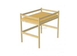 Patrová postel Ráchel 90x200 - rám - K75 PEDRO