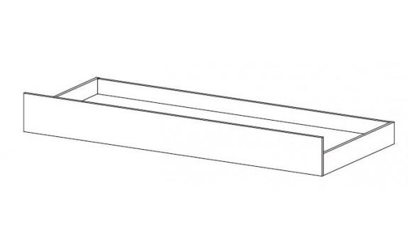 Přistýlka pro matraci FERDA-F70, bříza