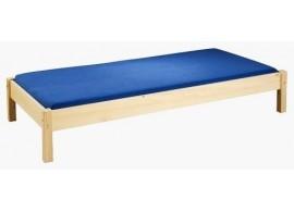 Dětská postel Molly N-A0390, masiv smrk