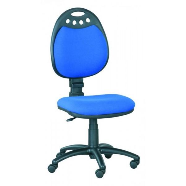 Dětská-studenstká polohovací židle na kolečkách 45