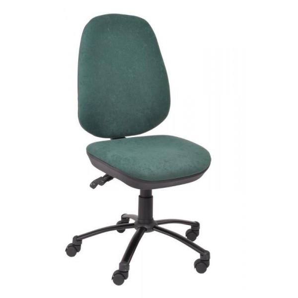 Dětská-studenstká polohovací židle na kolečkách 17 synchro