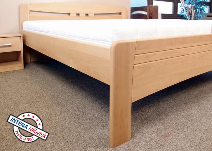 Detail boku postele Evita 6