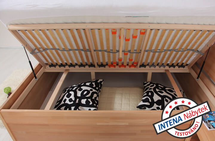 Úložný prostor u postele Merida Senior