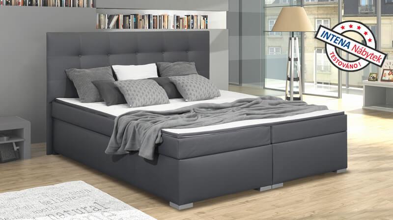 Test americké postele s úložným prostorem Morandi