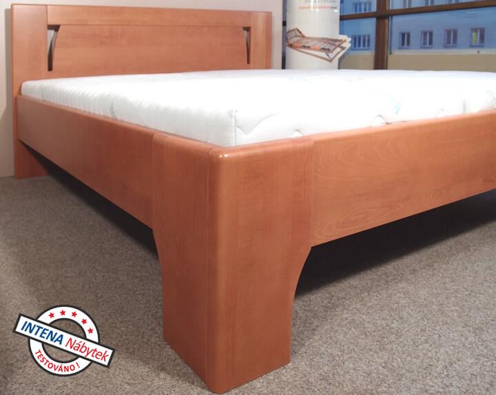 Detail boku postele Olympia 1