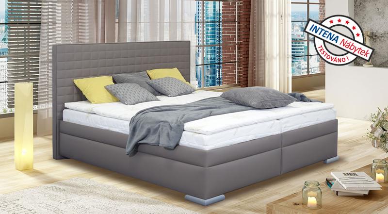 Test americké postele s úložným prostorem Rialto