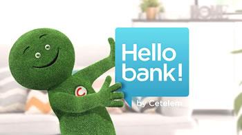 Nákup na splátky Hallo bank