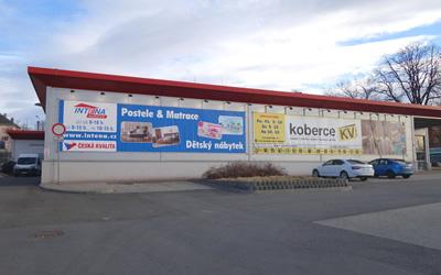 Prodejna Intena nábytek Ostrava