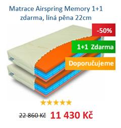matrace-airspring-memory-1-1-zdarma