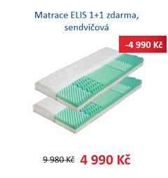 matrace-elis-1-1-zdarma