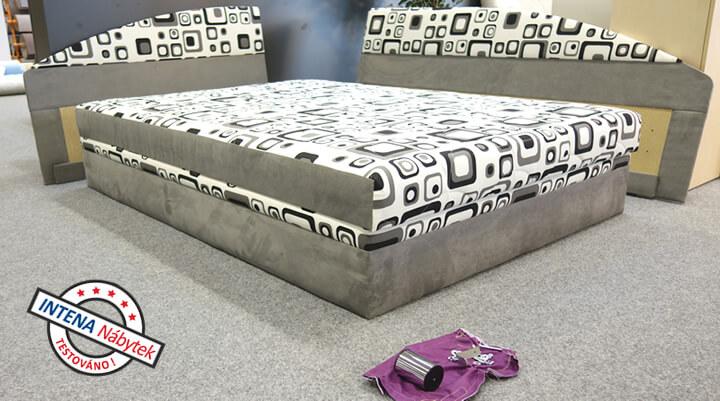 Montáž postele Alexa