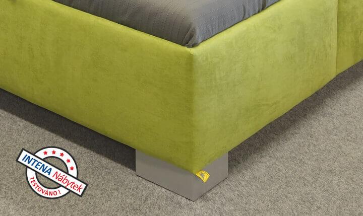 Detail boku postele Rebeka