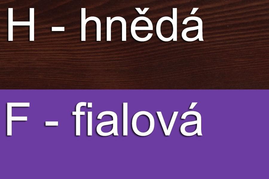 07. hnědo-fialová