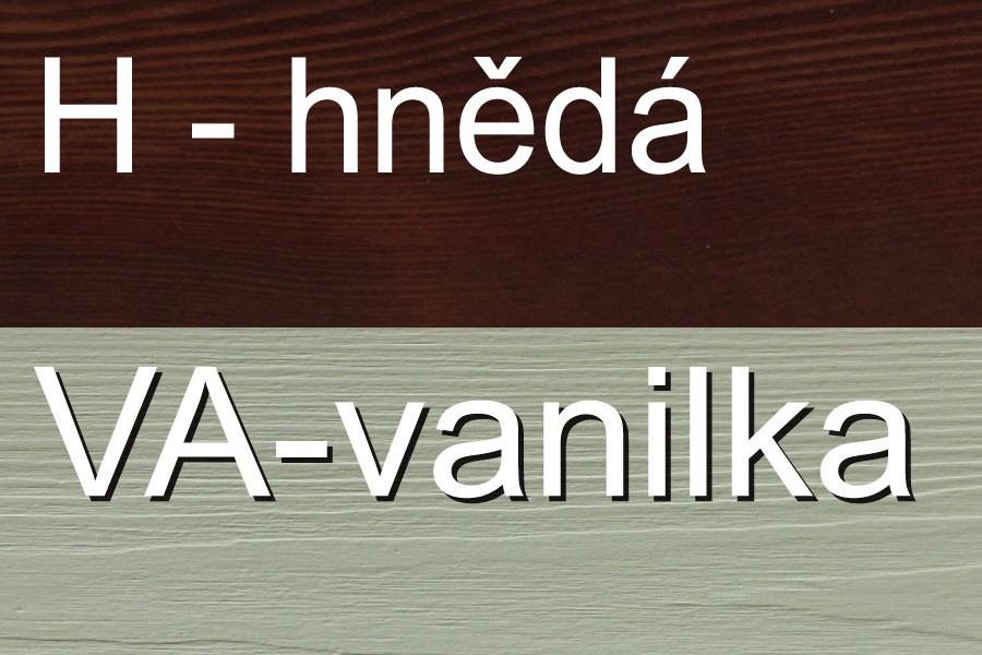 24. hnědá-vanilka