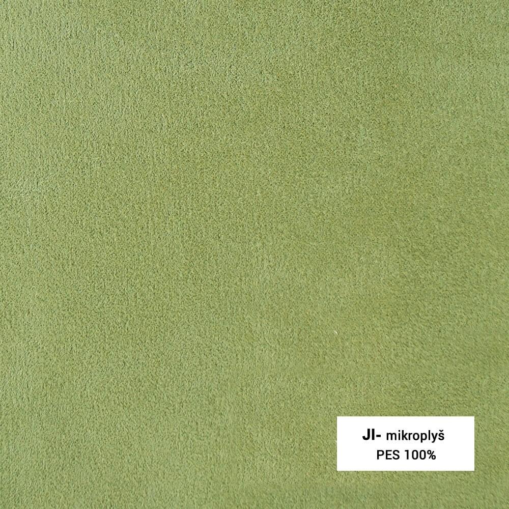 JI - mikroplyš