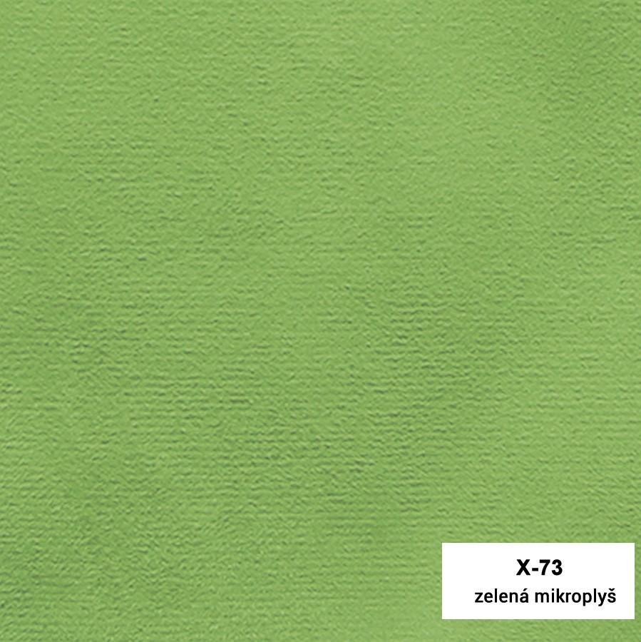Mikroplyš zelená