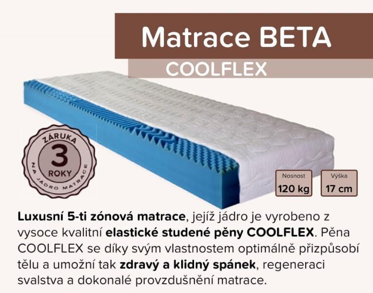 02. Matrace BETA