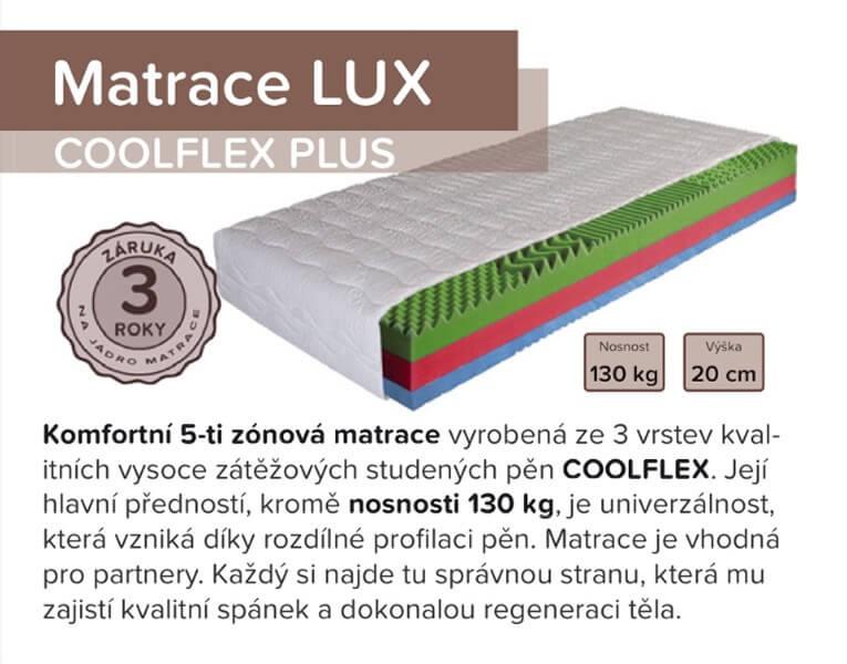 03. Matrace LUX