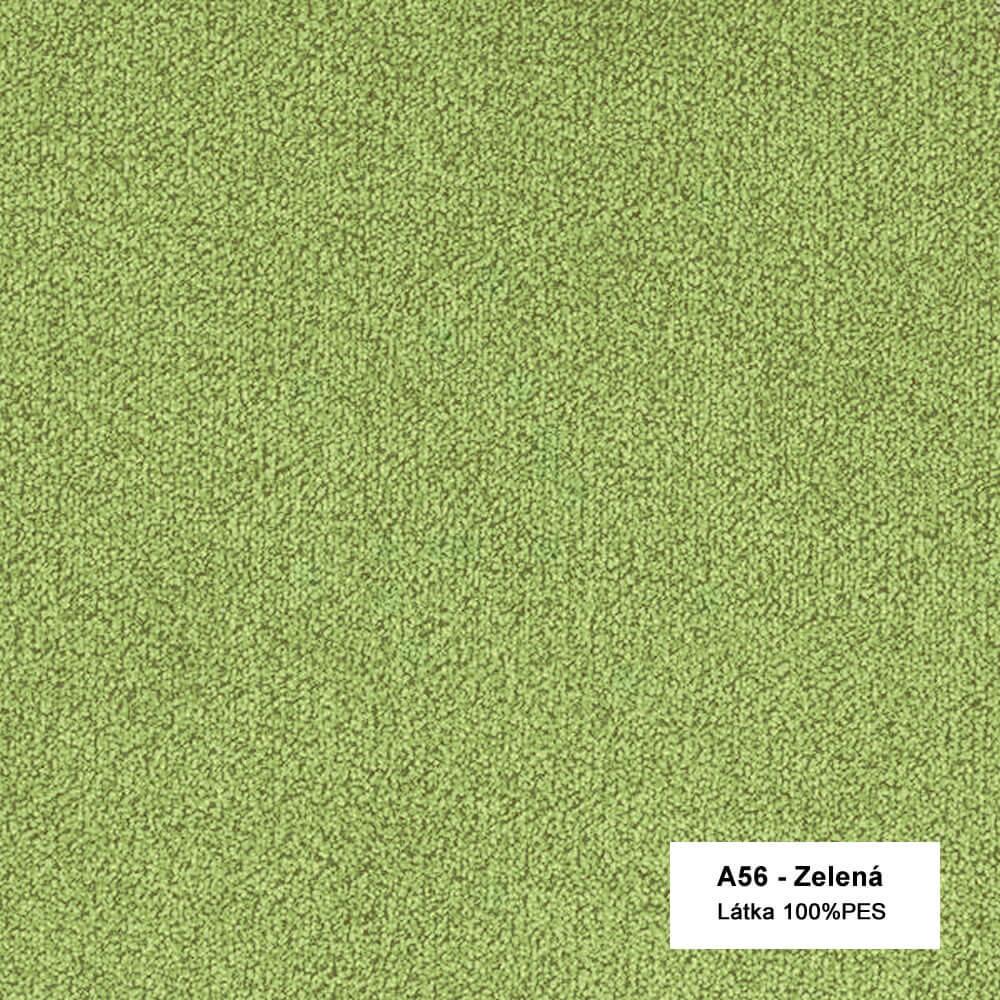Zelená látka