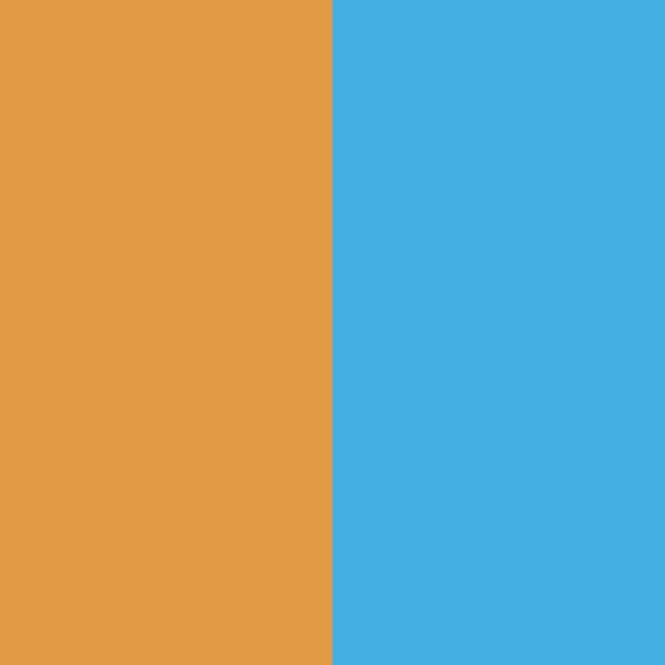 06. Žluto-tyrkysová