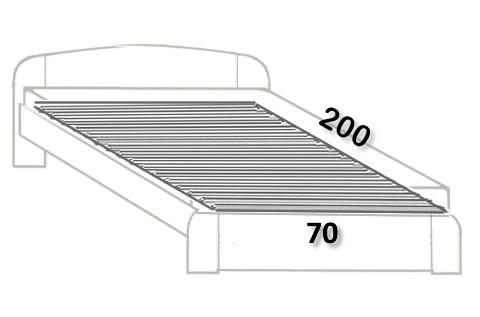 10. 70x200 cm